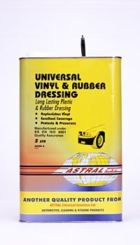 Astral Universal Vinyl and Tyre Dressing