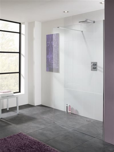 Lakes Cannes - Walk-In Shower Enclosures