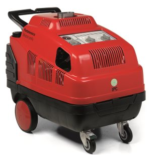 Portotecnica Mistral Jet DS2575T - 3 Phase Hot Pressure Washer